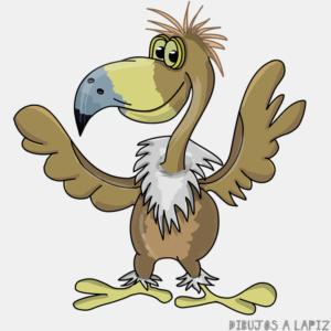 Aguila Calva Dibujo