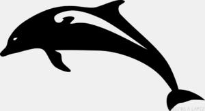 Como dibujar un delfin para niños