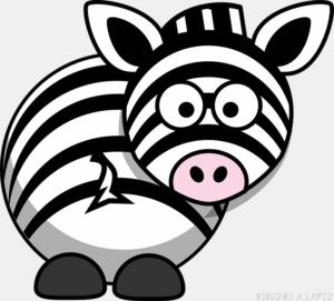 Imagenes de Cebras animadas