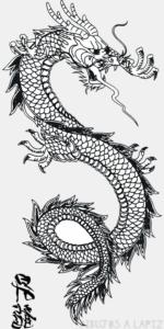 Pintar dragones