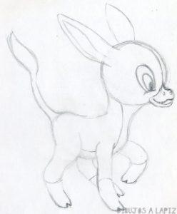 burro caricatura