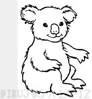 como dibujar koalas