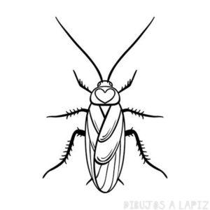cucaracha caricatura