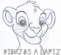 dibujos a lapiz de animales faciles