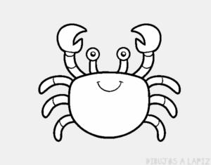 dibujos de cangrejos de mar