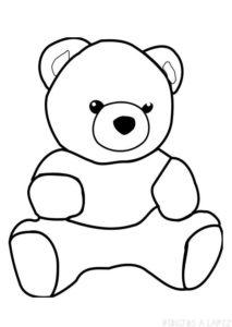 dibujos de osos animados