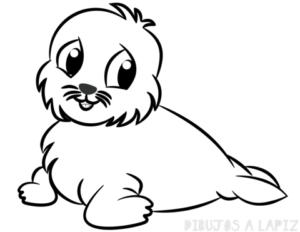 figuras de focas