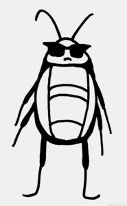 imagenes cucarachas animadas