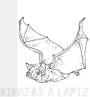 imagenes de murcielagos para imprimir