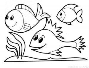 imagenes de peces animados