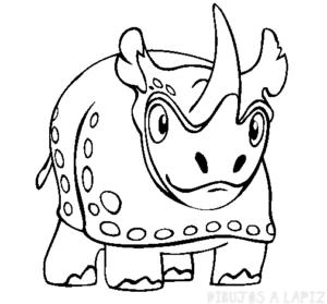 imagenes de rinocerontes en caricatura