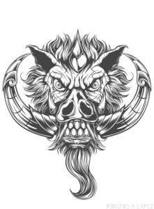 jabali logo