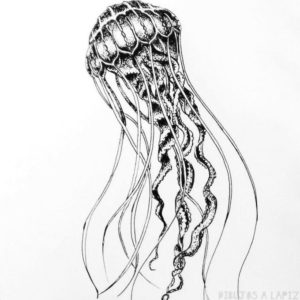 medusa para imprimir