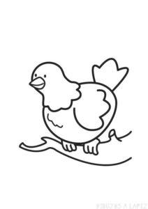 palomas para recortar