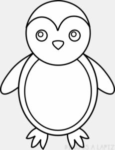 pinguinos animados tiernos