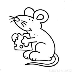 raton caricatura