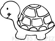 tortugas ninja para colorear
