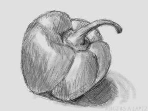 dibujo de un chile