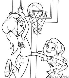 dibujos animados de niñas