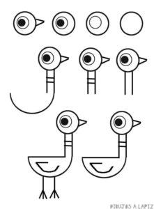 dibujos animados faciles