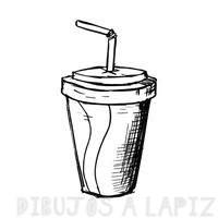 dibujos de refrescos