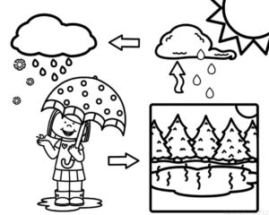 dibujos del dia mundial del agua scaled