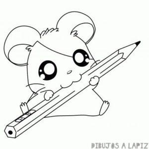 dibujos faciles y animados