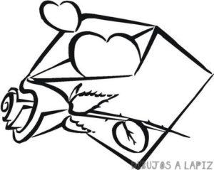 dibujos lindos de amor