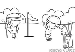 dibujos para colorear niños