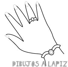 dibujos para uñas faciles