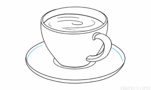 figuras de tazas de cafe
