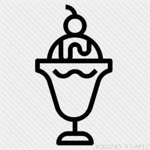 imagenes de helados para dibujar