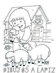 imagenes para colorear para niños
