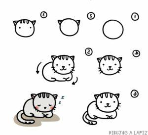 imagenes para dibujar faciles