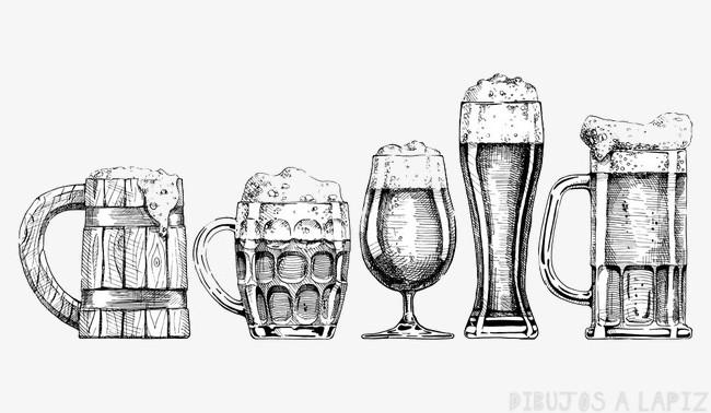 imagenes tomando cerveza