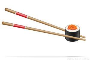 dessin de sushi