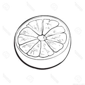 dibujos de naranjas animadas scaled