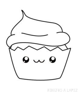 imagenes de pasteles para dibujar