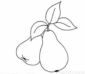 pera para dibujar