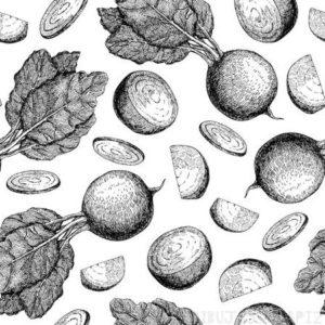 propiedades de las hojas de remolacha roja 2
