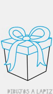 dibujos de paquetes de regalos