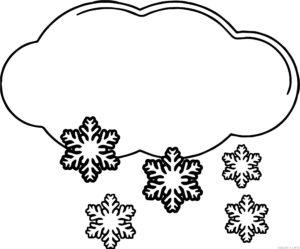 estrella copo de nieve