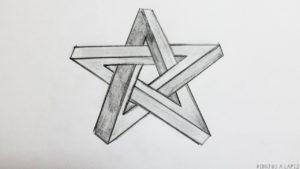 estrella para pintar