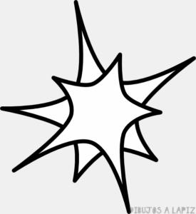 estrellas para recortar
