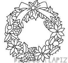 imagen de una corona para colorear