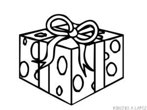 regalos de navidad para dibujar