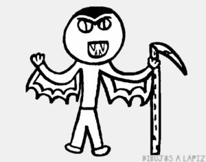caricaturas de vampiros