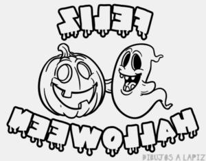 dibujos animados de halloween