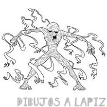 dibujos de monstruos infantiles