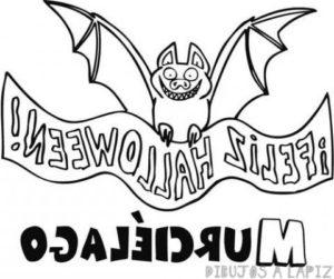 dibujos halloween para niños
